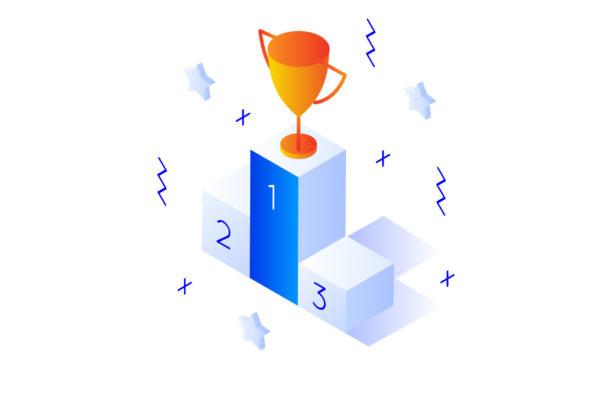 Rankings an leaderboards in a loyalty program